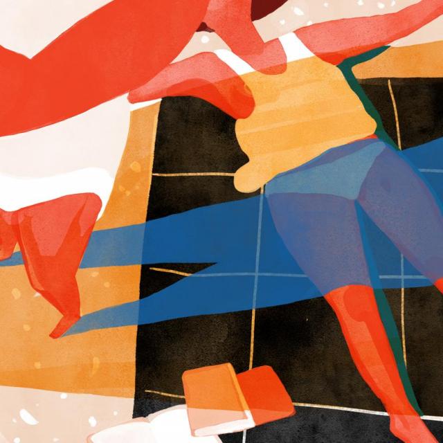 Ilustracija: Lucija Buzančić za GG; Fotografije: Privatni album