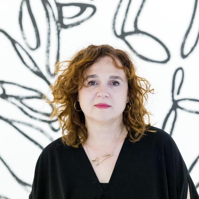 Ana Dević, kustosica iz WHW kolektiva<br />