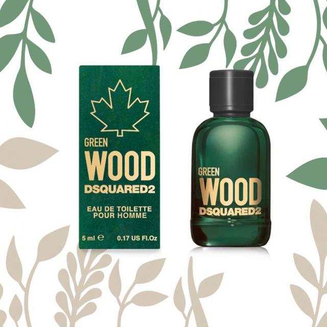parfem green wood