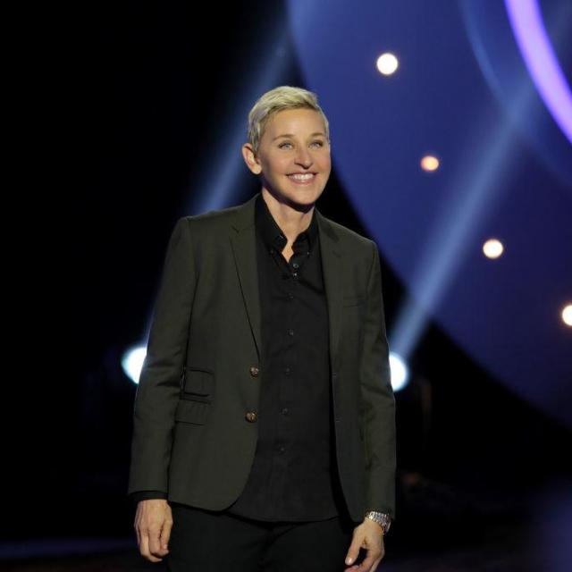 Ellen DeGeneres/Getty Images
