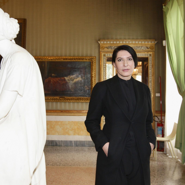 Marina Abramović u Milanu, Villa Reale /Getty Images)