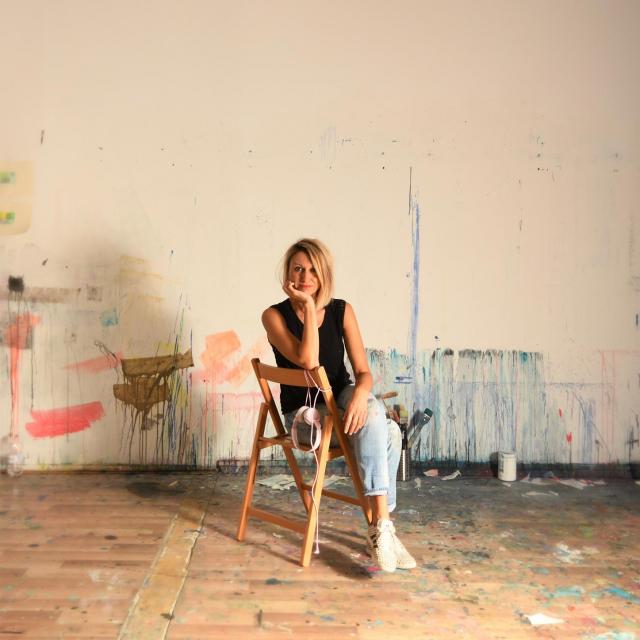 Umjetnica Ivona Šimunović<br />