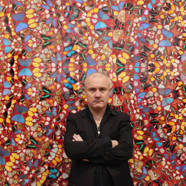 Damien Hirst /Getty Images