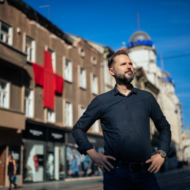 Aleksandar Battista Ilić<br /> Fotografija:Vedran Peteh