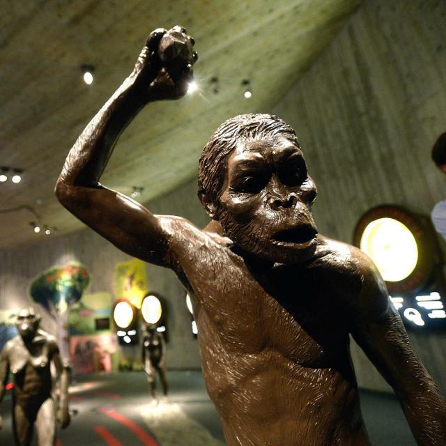 Muzej krapinskih neandertalaca.<br /> Fotografija: Goran Mehkek/CROPIX
