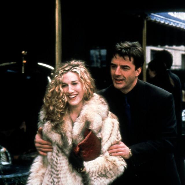 Carrie (Sarah Jessica Parker) i Mr. Big (Christopher Noth) u seriji ˝Seks i grad˝/Profimedia