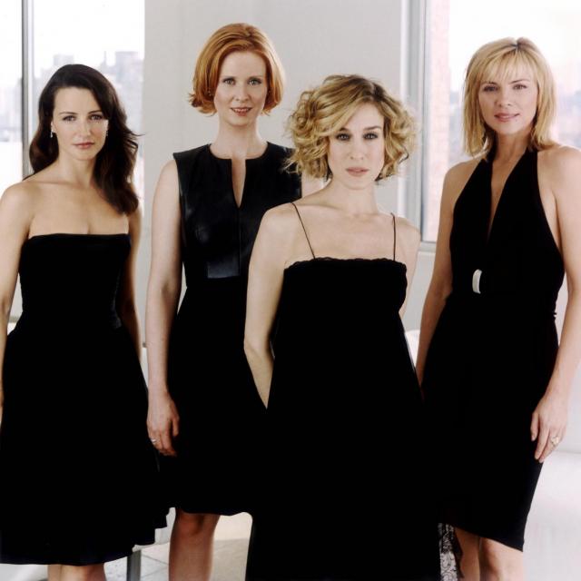 Glavne glumice kultne serije: Kristin Davis, Cynthia Nixon, Sarah Jessica Parker, Kim Cattrall/Profimedia