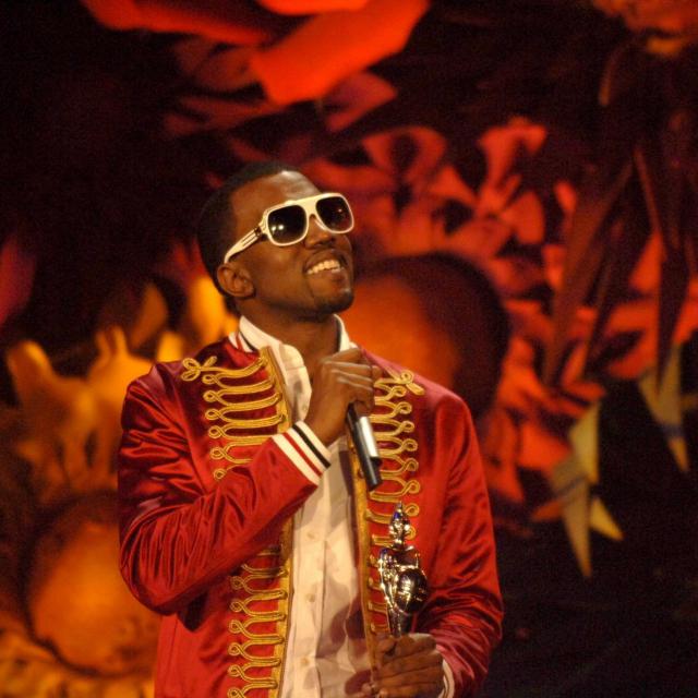 Kanye West/ /Shutterstock