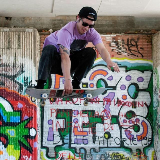 Skateboarder/Profimedia