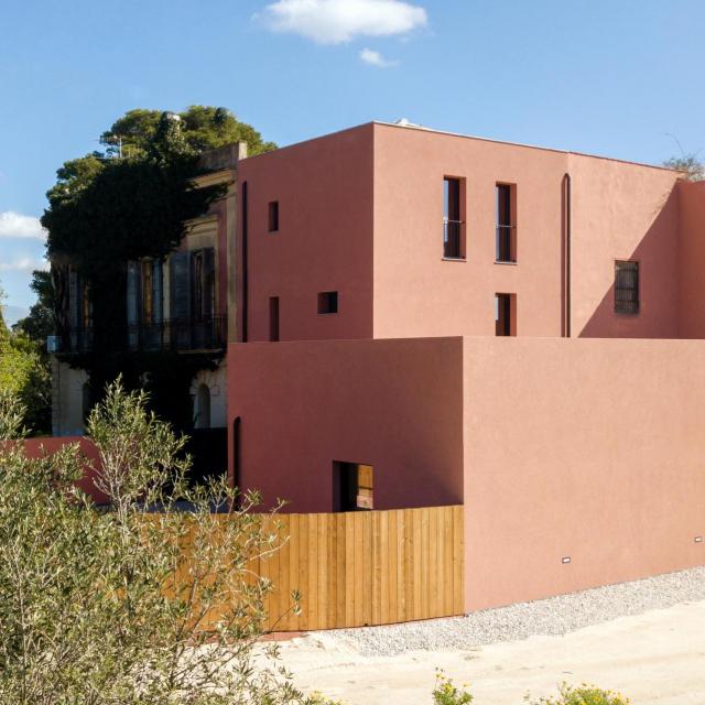 Kuća nakon renovacije<br /> Fotografije: Benedetto Tarantino