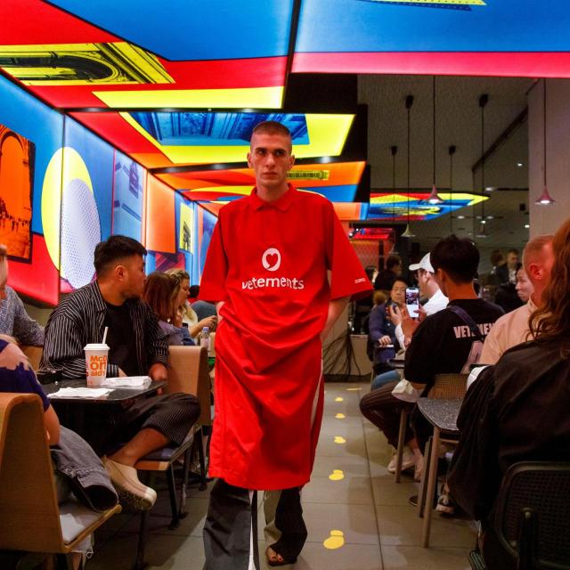 Kolekcija predstavljena u McDonald'su 2019.<br />