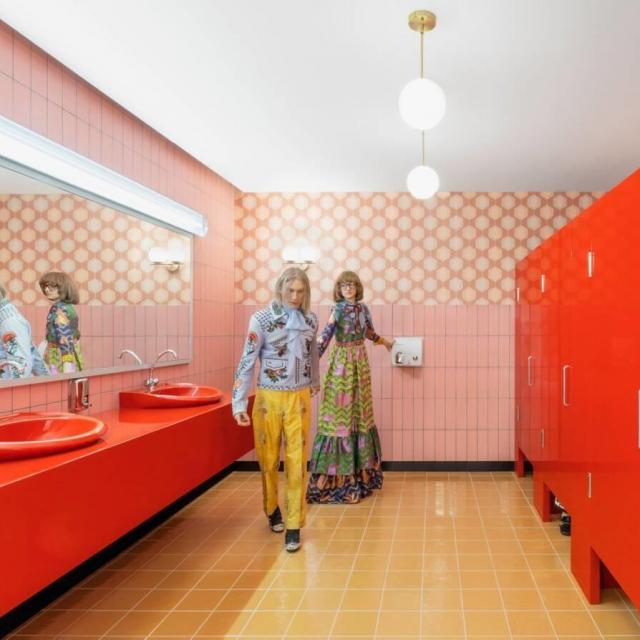 Fotografije: Gucci<br /> Kampanja proljeće/ljeto 2016., Buntovni romantici