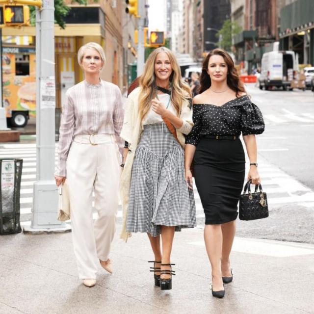 Protagonistice čije smo priče o ljubavi redovito gledali i s kojima smo se identificirali: Miranda, Carrie, Charlotte