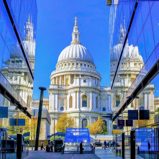 St Paul's Cathedral, London<br /> Fotografija: Unsplash