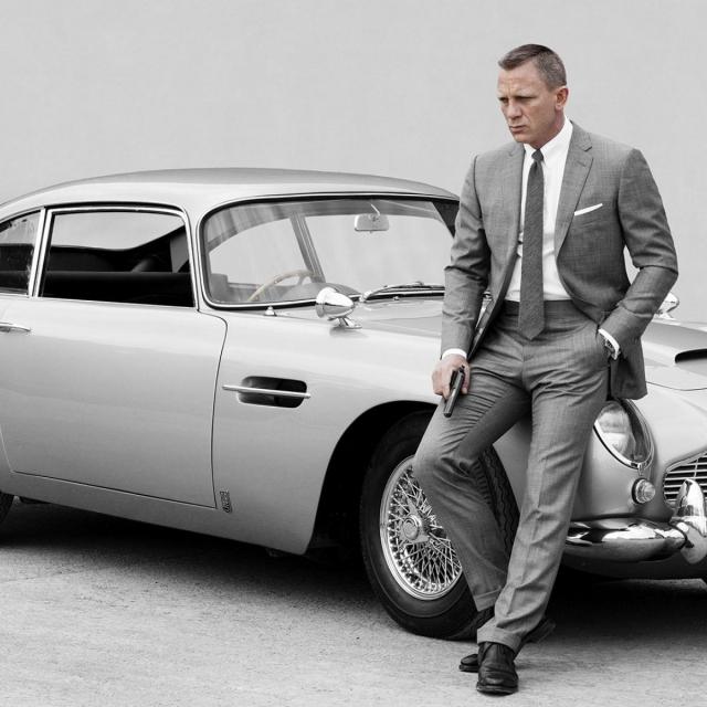 Daniel Craig<br /> Fotografija:Profimedia