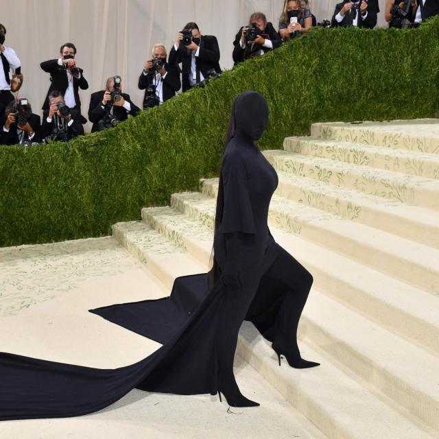 Kim Kardashian na Met Gali<br /> Fotografije: Profimedia
