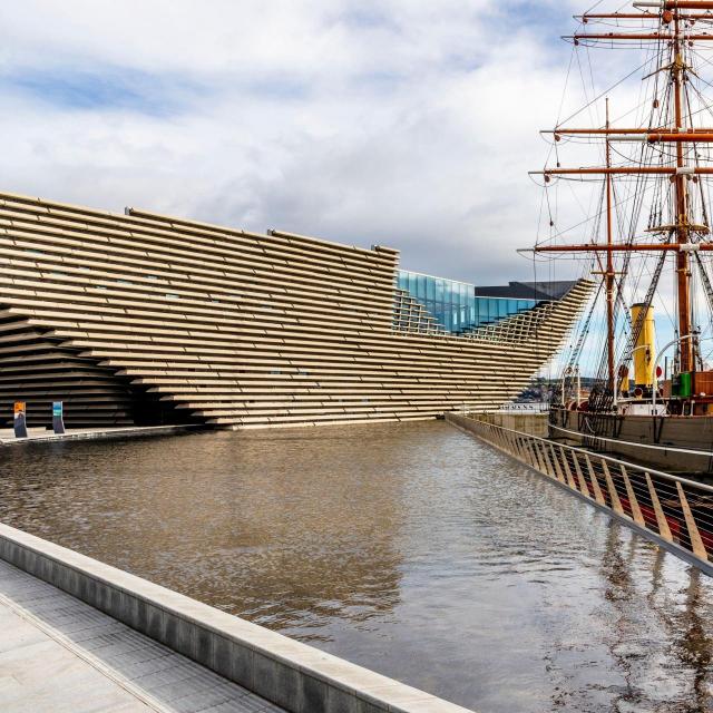 Muzej V&A u škotskom Dundeeju<br /> Fotografije: Profimedia